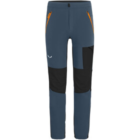 SALEWA Sesvenna 2 Durastretch Spodnie Mężczyźni, ombre blue